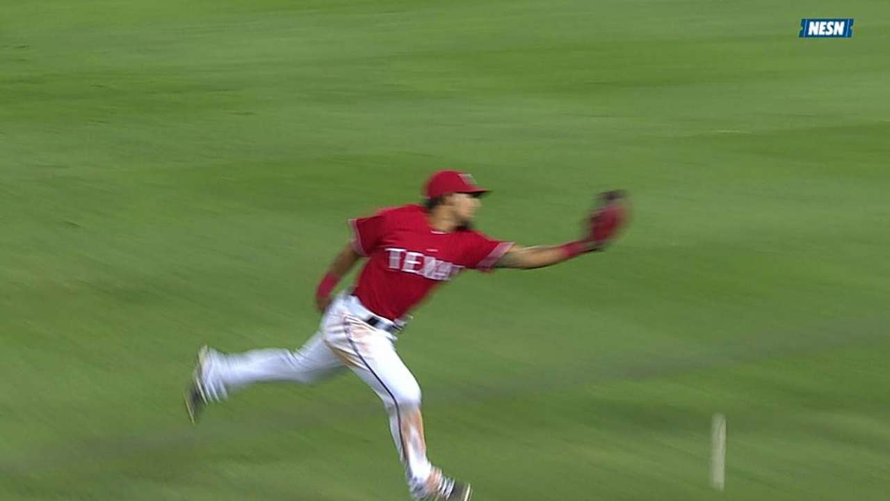 Ortiz appeals scorer's controversial decision