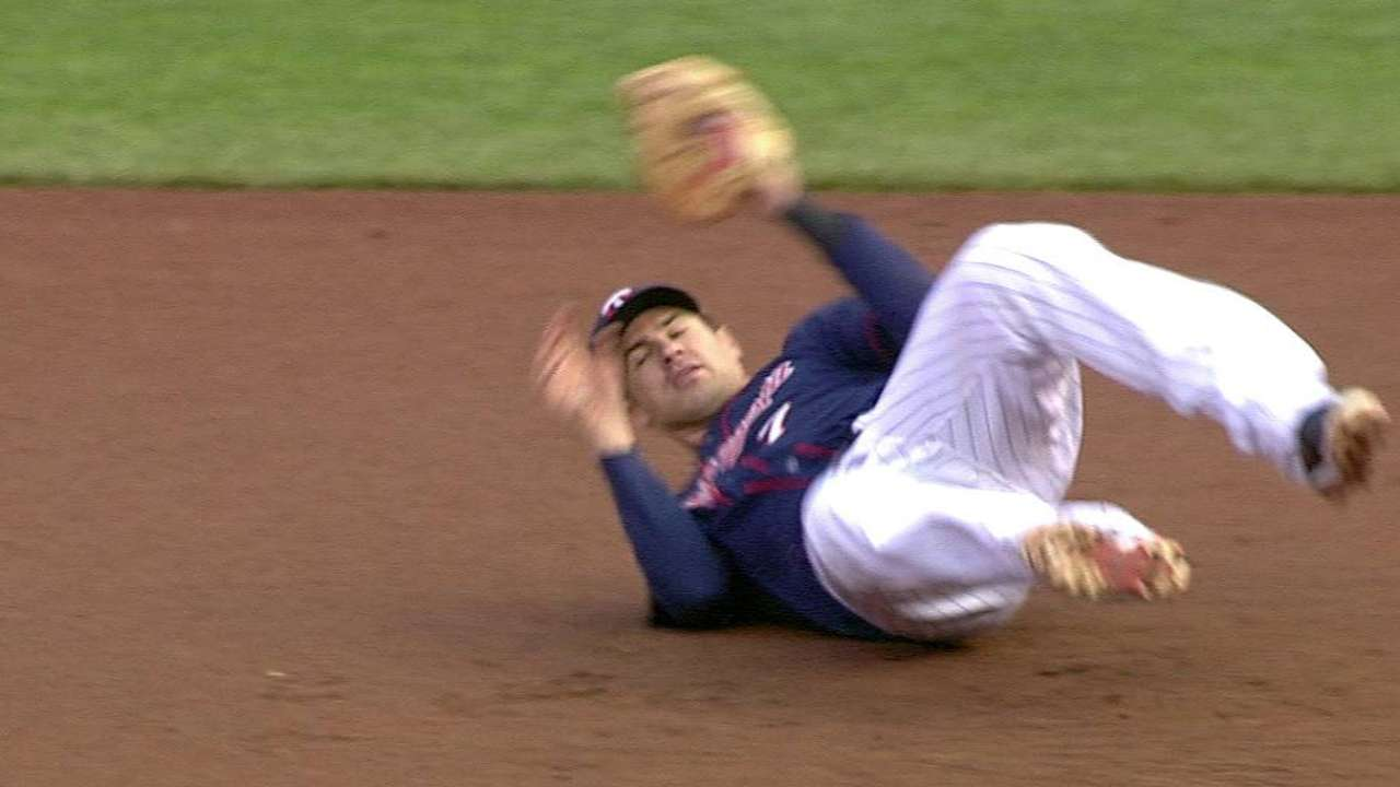 Mauer hopes Posey can stay at catcher