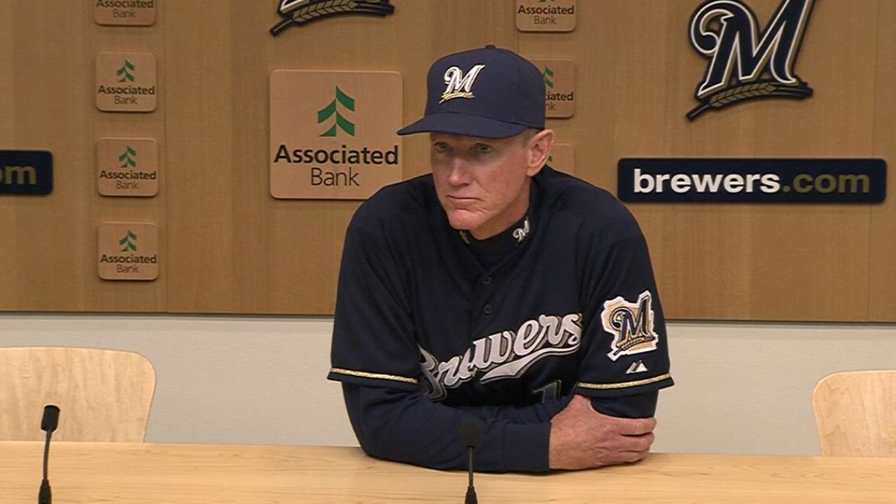 Another Brewers win over Bucs, but without drama