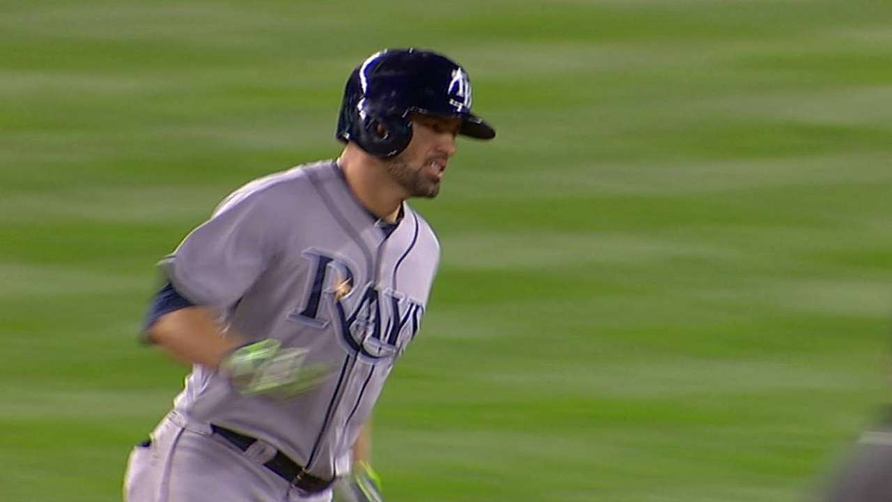 Dejesus' dramatics in ninth reflect new power