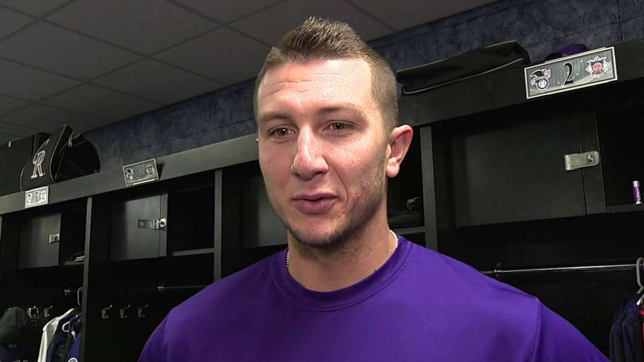 Tulo reunites with old pal, KC starter Vargas