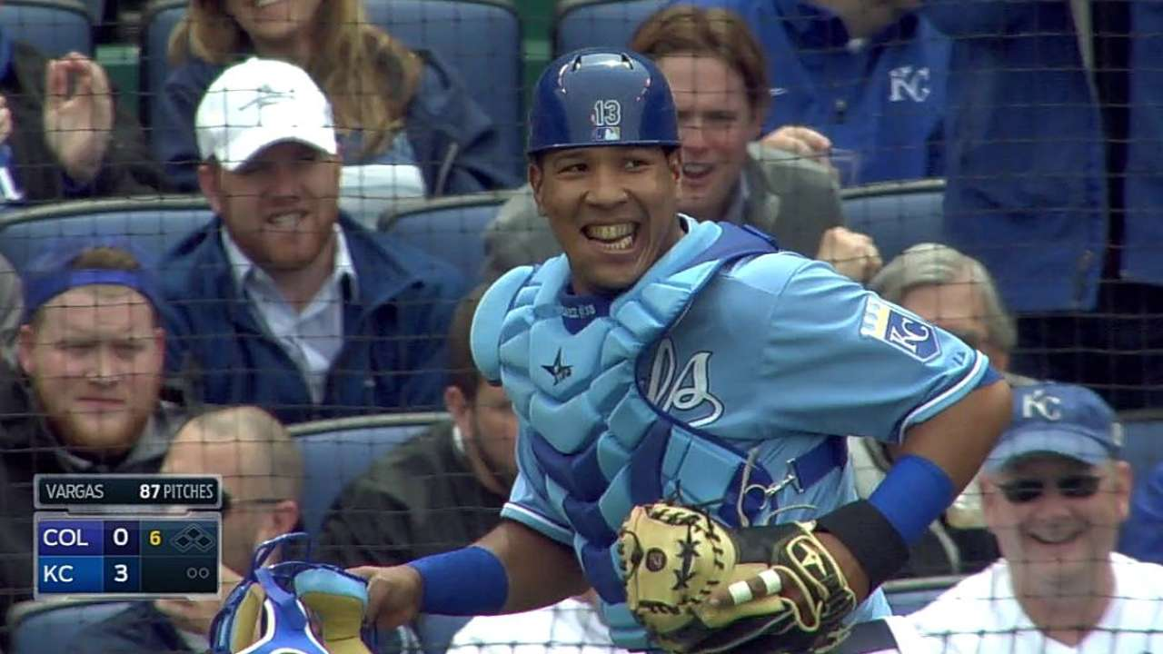 Fans can boost Salvy, Royals in All-Star voting