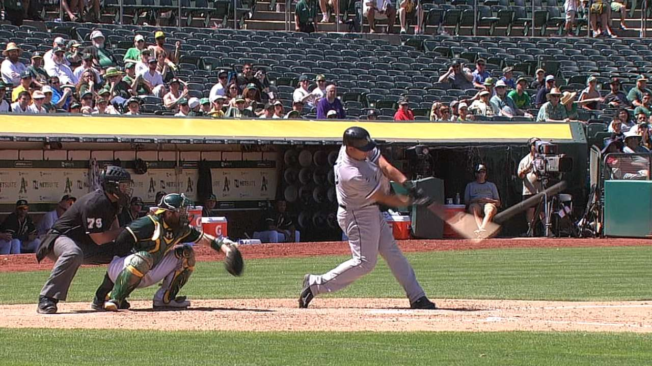 White Sox ride Abreu's rocket to win in Oakland