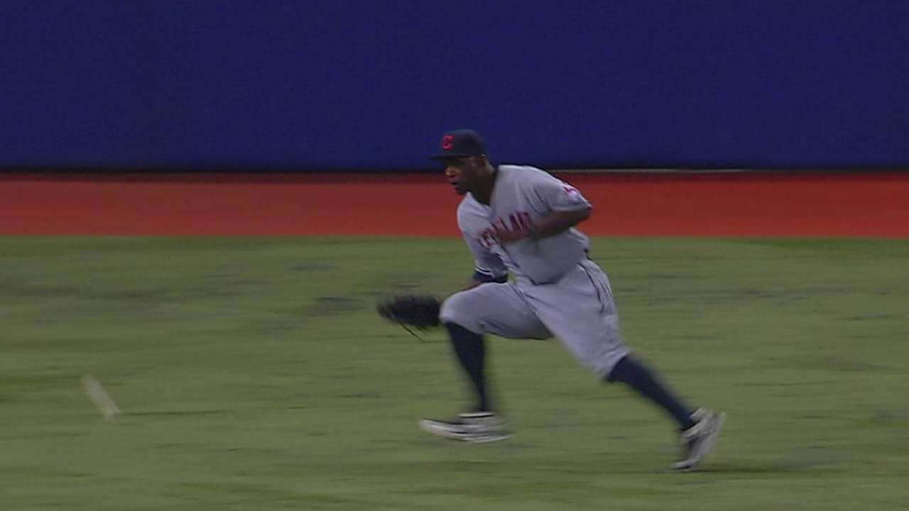 Brantley not expected to be out long
