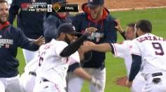 Dominguez ends Astros' Lone Star drought