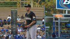 DeSclafani aces audition with Marlins