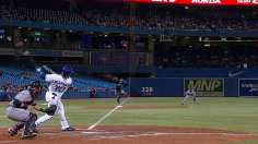 Encarnacion continues hot May, boosts Jays over Indians