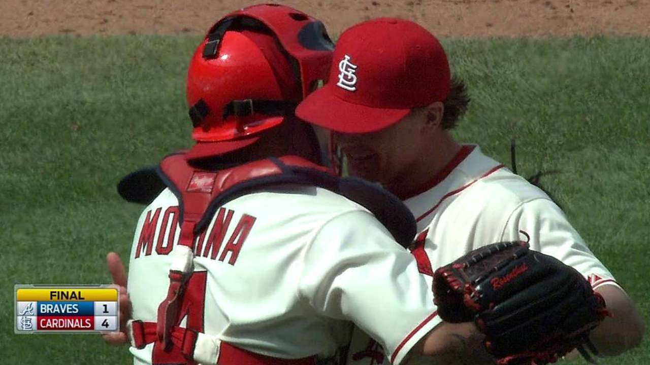 Rosenthal growing into efficient, effective closer