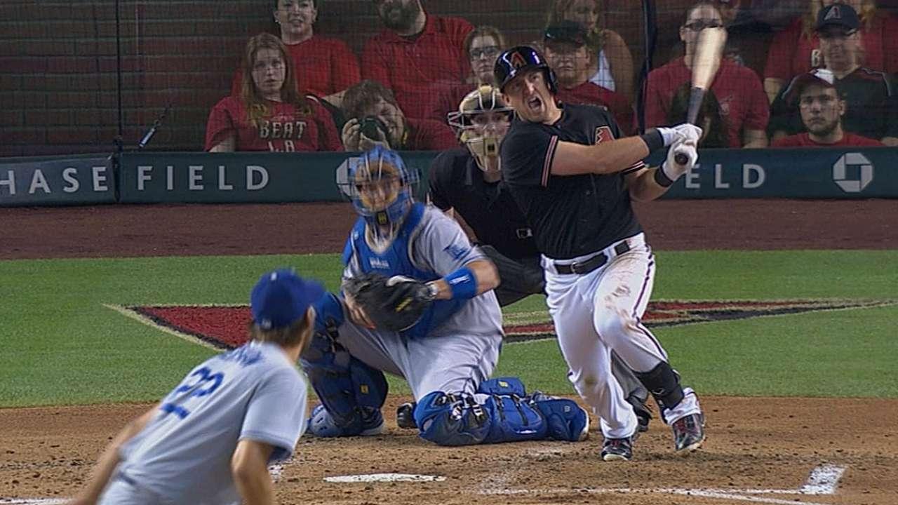 Los D-backs arremeten contra Kershaw y Dodgers