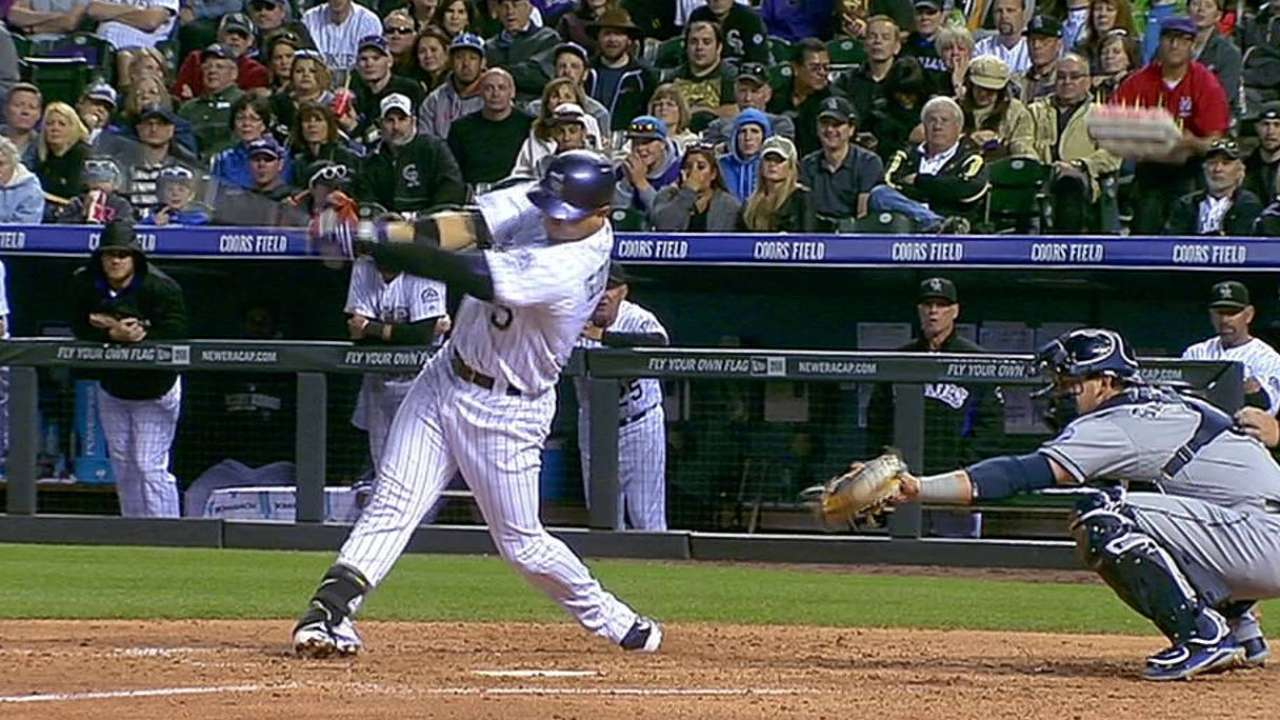 Bothersome knee remains fickle foe for CarGo