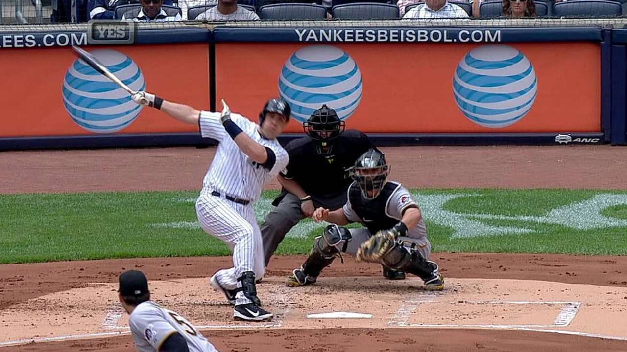 Yankees hold on in opener after early breakthrough