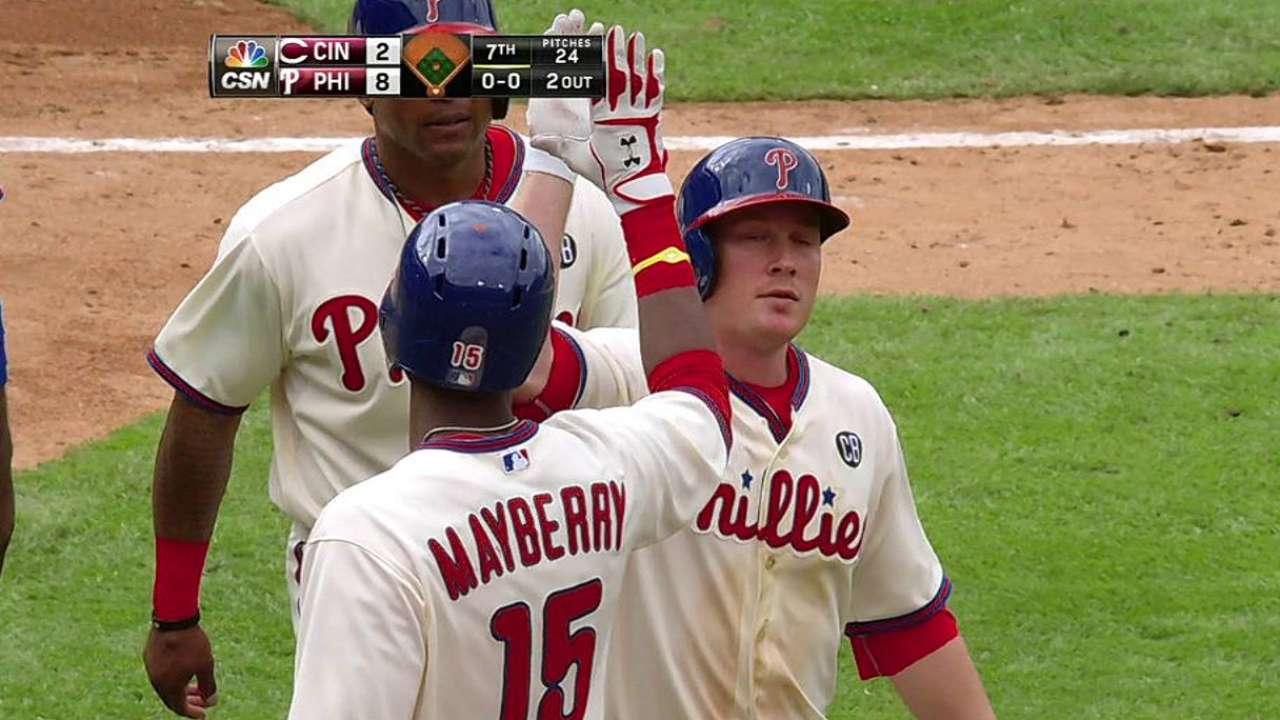 Asche with team, but not yet activated