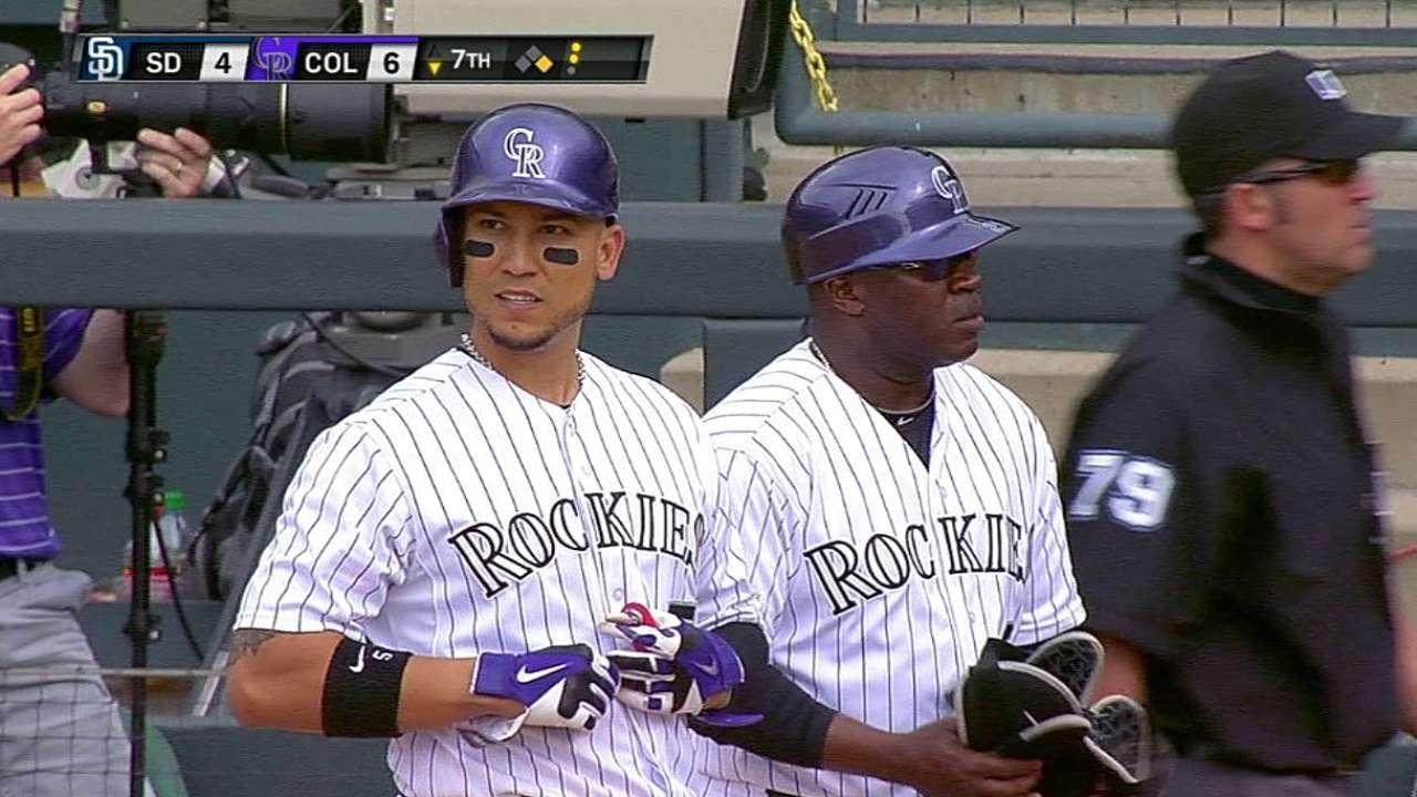 CarGo remains out, but finger continues to improve