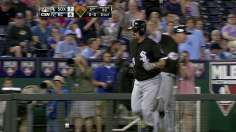 Three homers help White Sox roar back vs. Royals