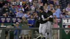 Three homers help White Sox roar back vs. Royals