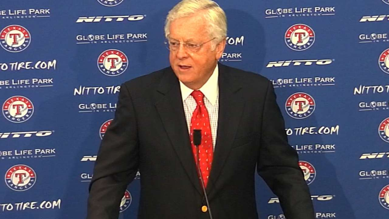 Schieffer to be inducted into Rangers Hall of Fame