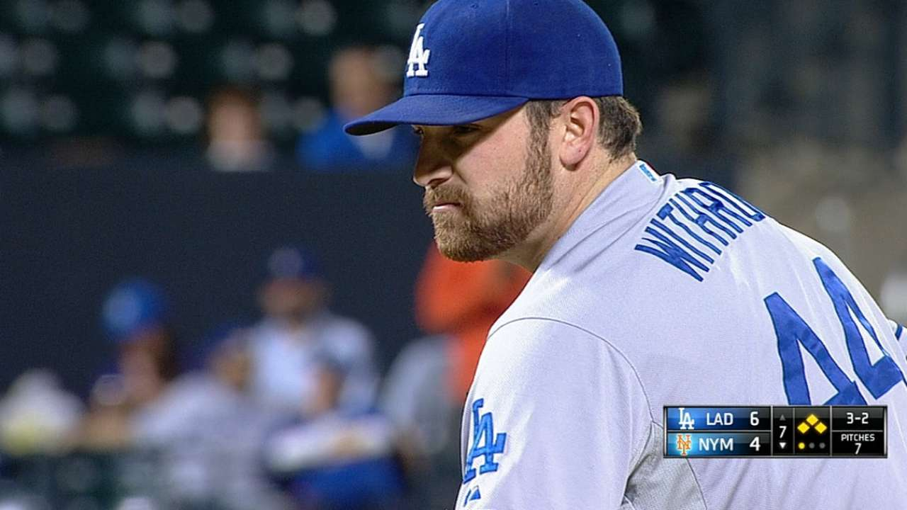 Dodgers get much-needed lift from pitchers