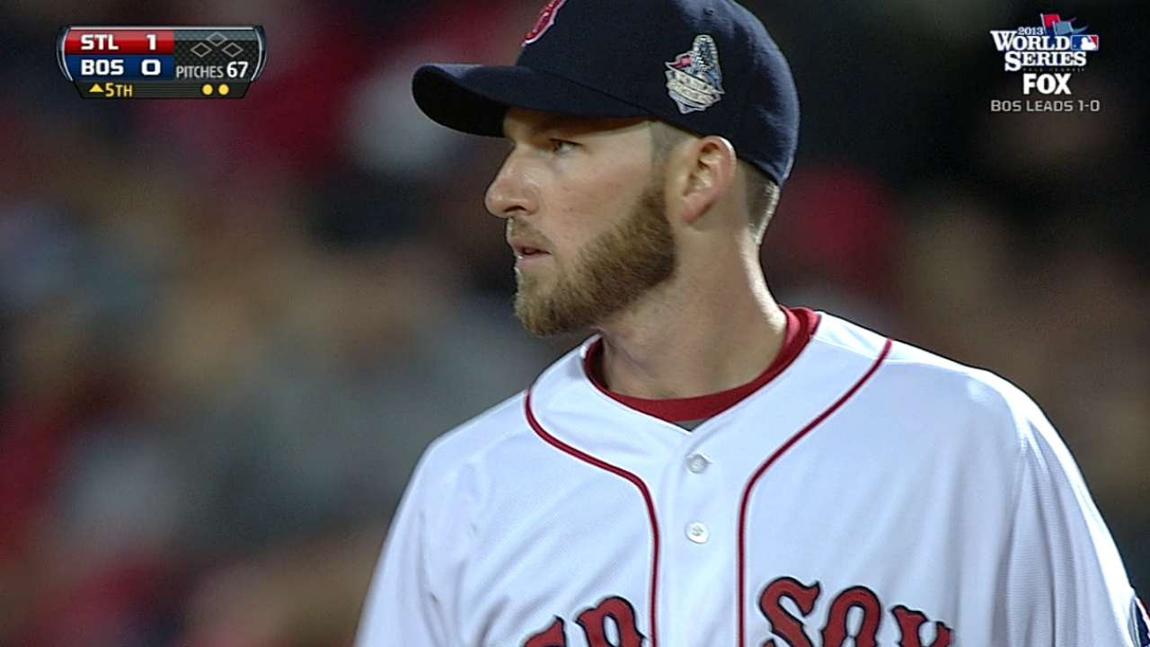 Drew moving up to Triple-A Pawtucket