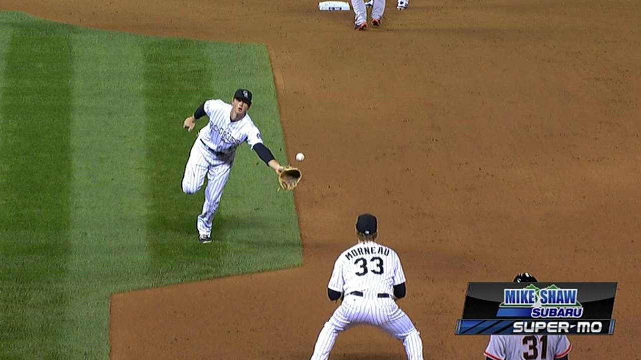Defense establishes LeMahieu at second