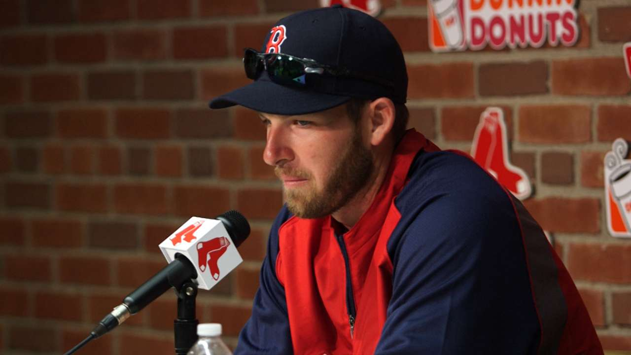 Sox planning for Drew's Minor League rehab