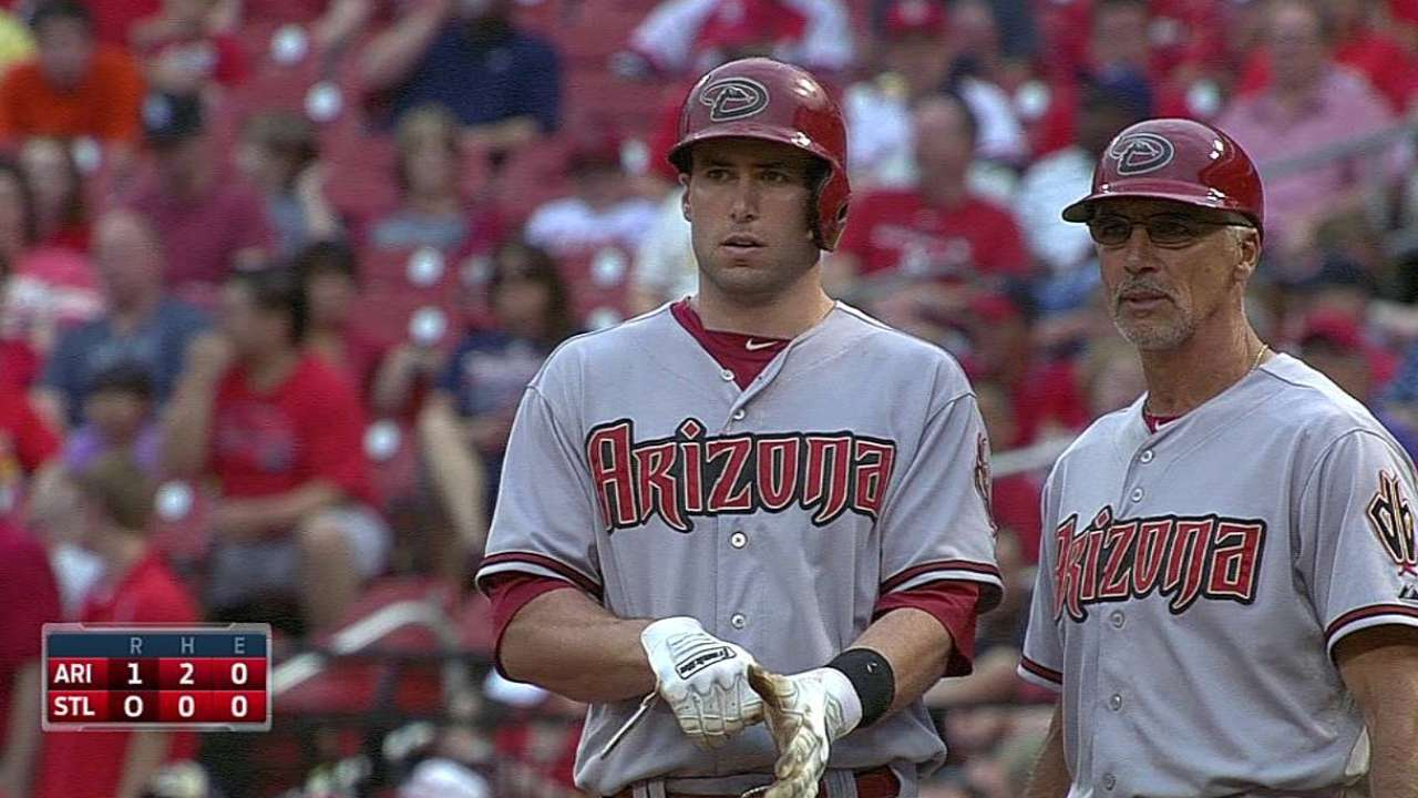D-backs lose their grip on Cardinals again