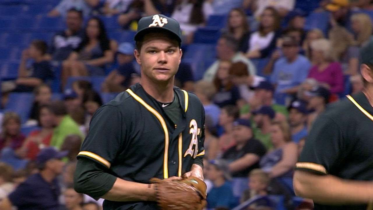 Gray superb, but Rays outlast A's in 11