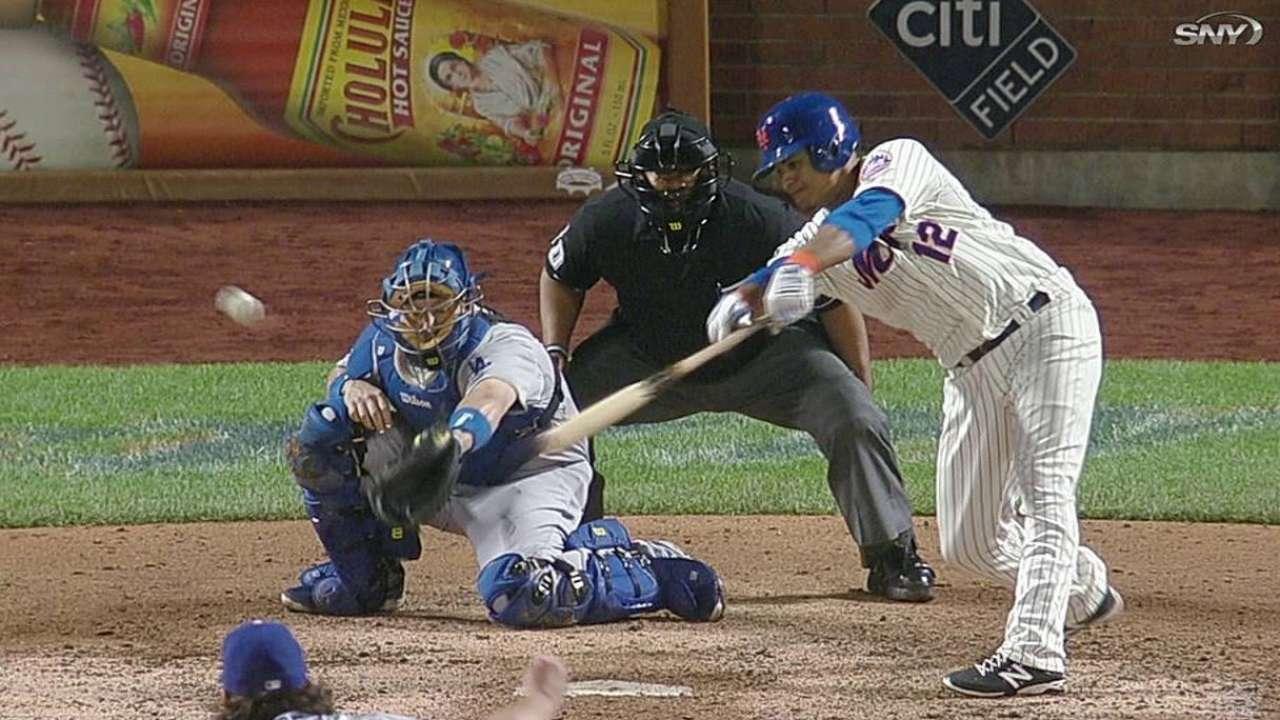 Niese lució por los Mets en victoria ante Dodgers