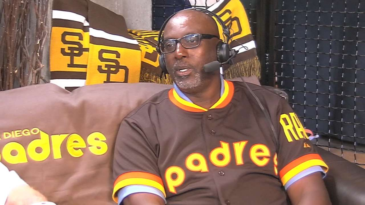 Templeton to join Padres Hall on Saturday