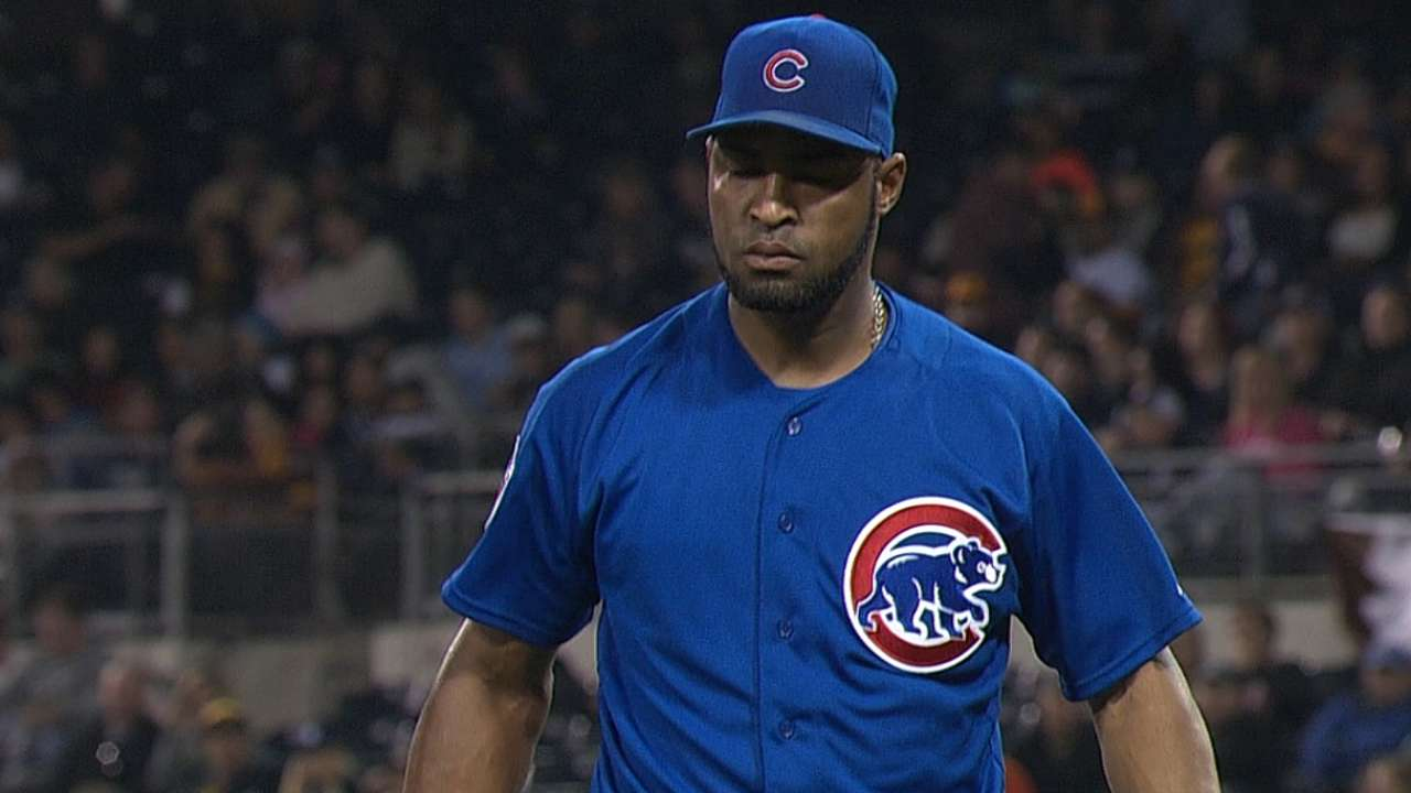 Pitching has been a strength for Cubs