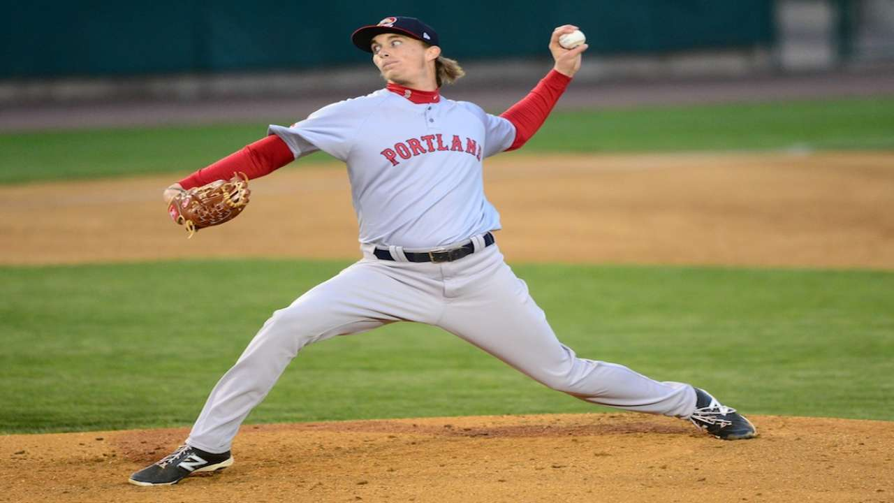 Owens turns in another gem in Sea Dogs' victory