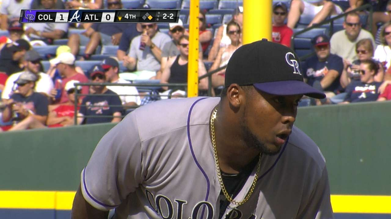 Nicasio returns to Rockies -- as a reliever