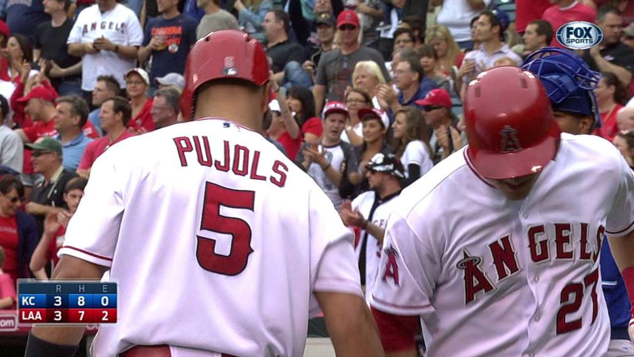 Trout not sure he wants to take part in Home Run Derby
