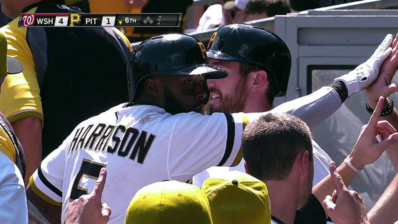 Liriano off his game as Pirates drop series finale