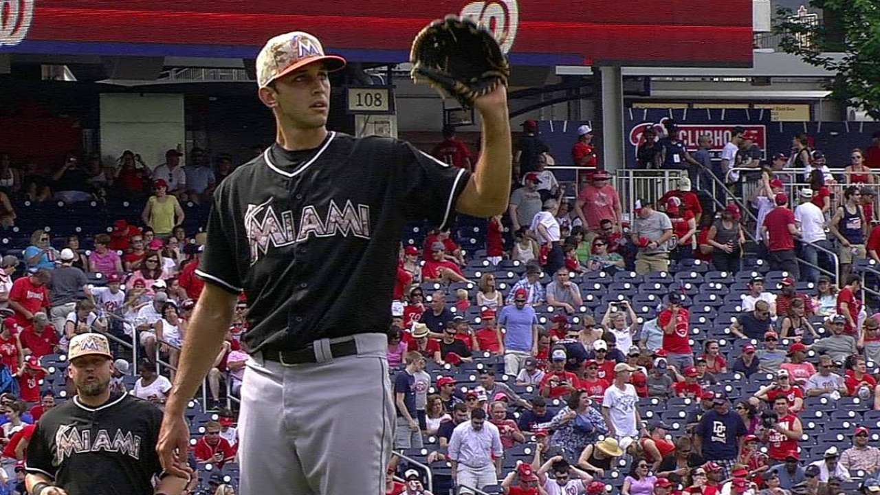 Cishek making a case for NL All-Star squad