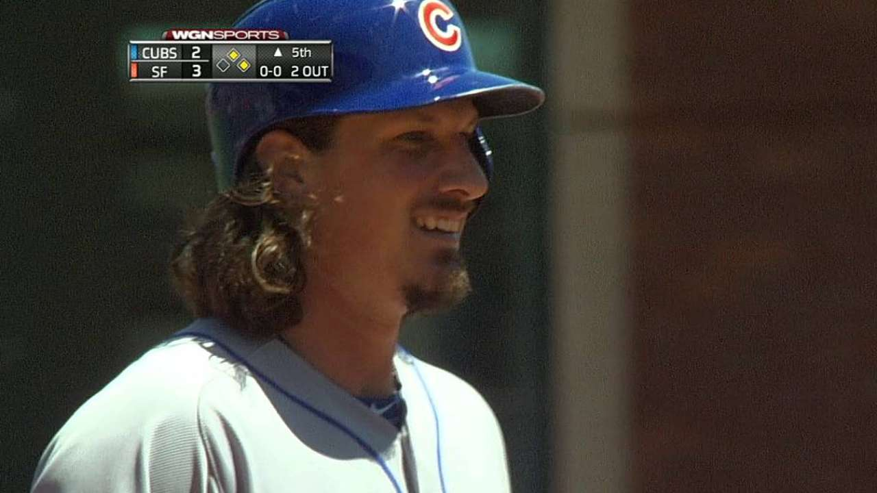 Cubs should sign Samardzija to contract extension
