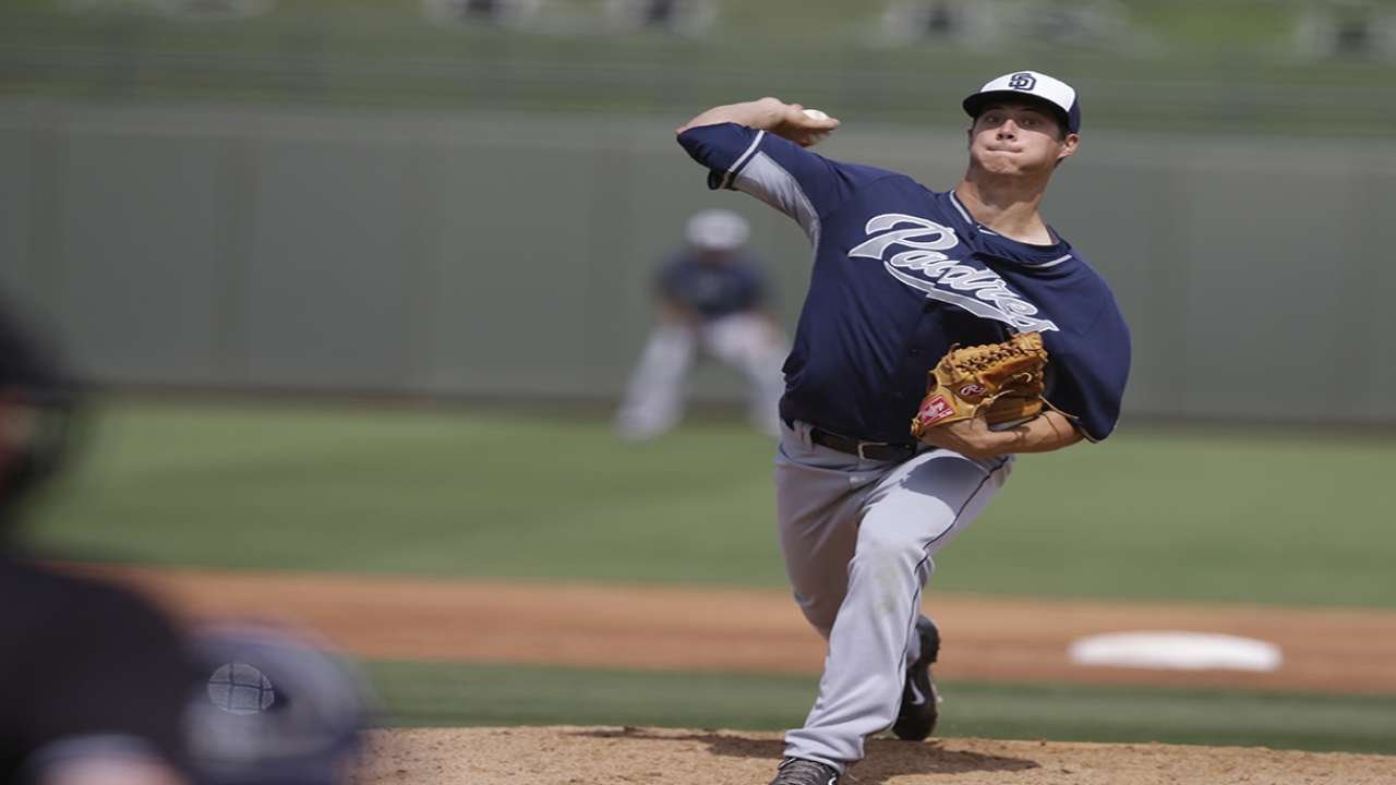 Pitching prospect Wisler twirls gem for Chihuahuas