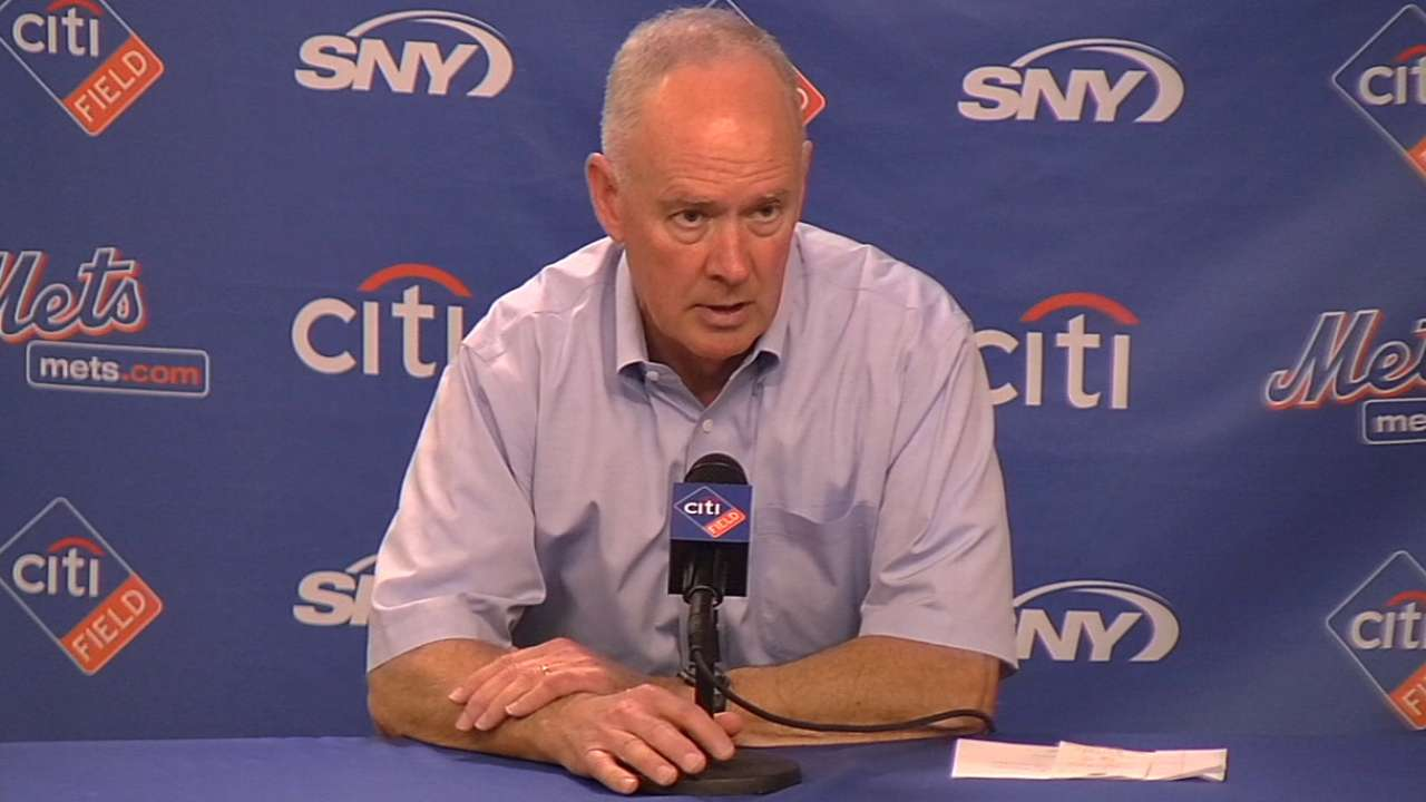 Alderson says that 'now's the time to turn the corner'