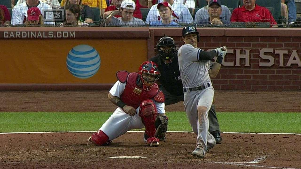 Yankees responden para superar a S.L. en la 12da