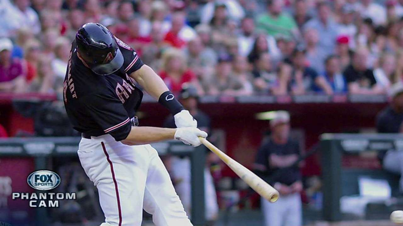 Goldy getting stiff competition in NL All-Star vote