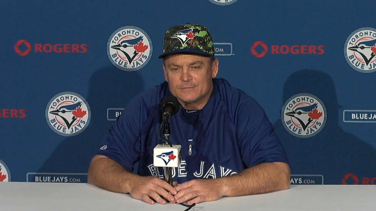 Streaking Blue Jays have more weapons in '14