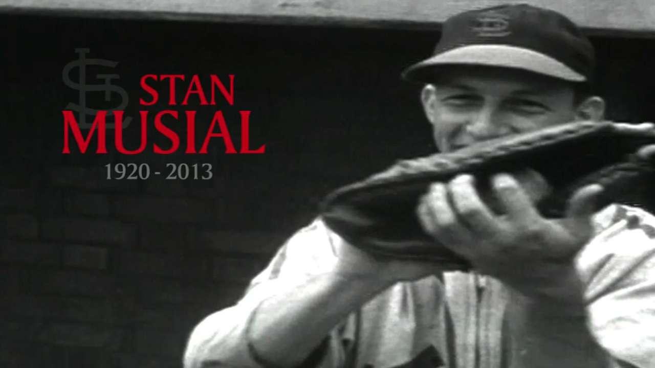 Remembering Stan Musial