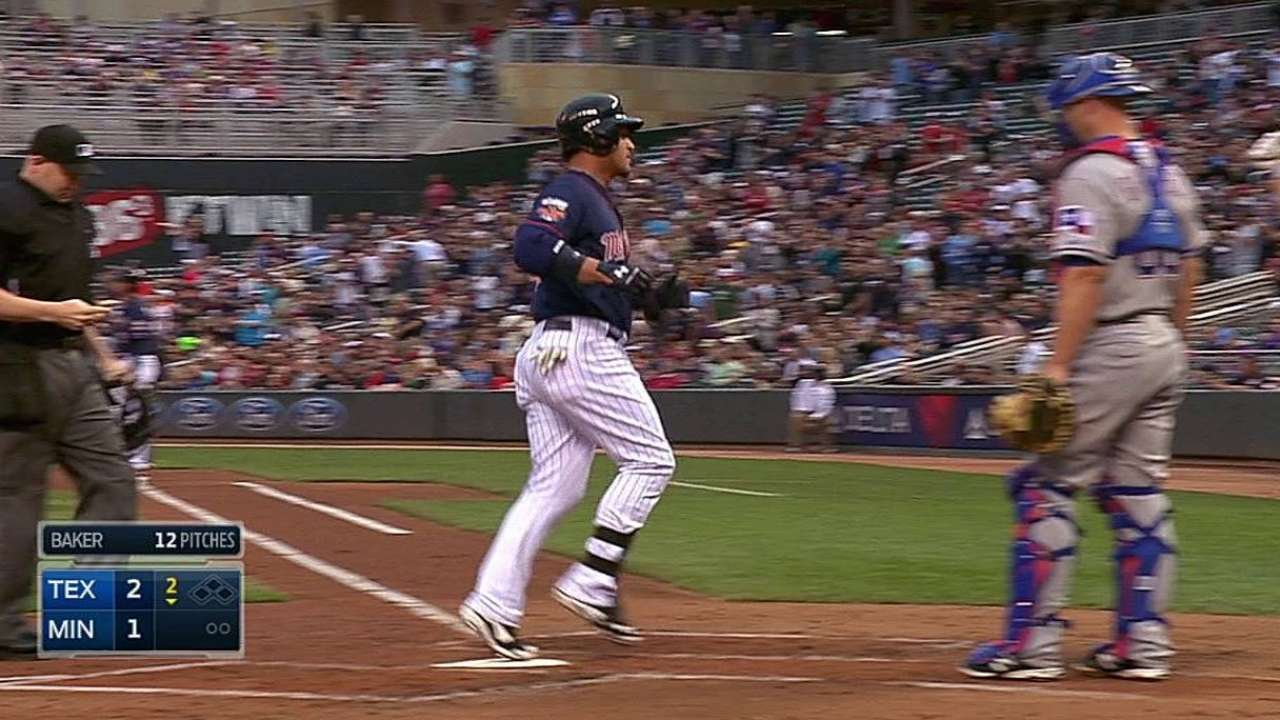 Twins can see Arcia staying hot