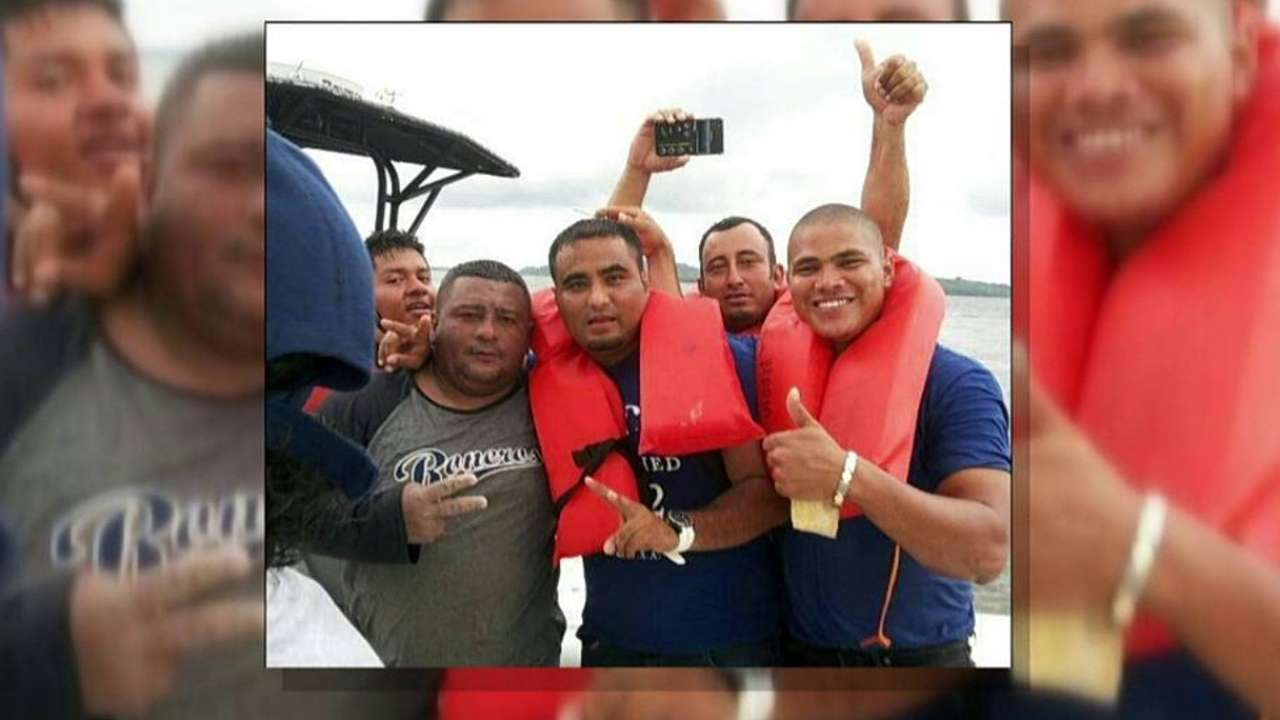 Ruiz finances search, rescue of friends in Panama