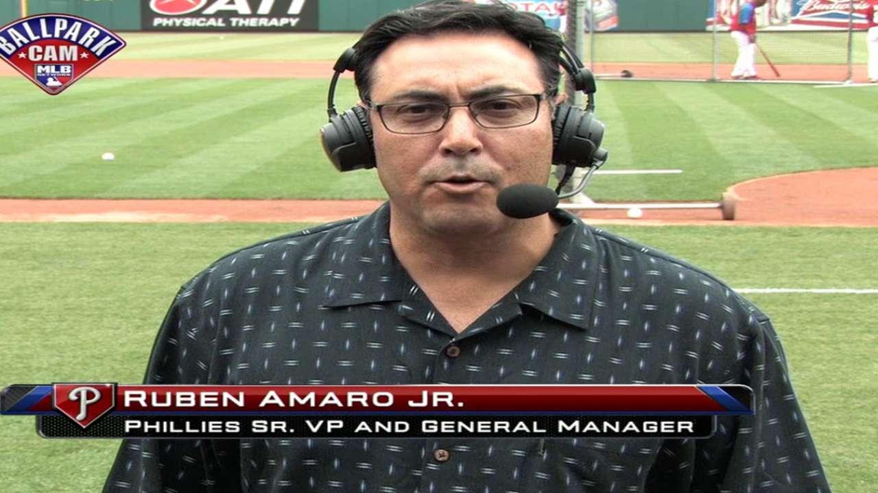 Amaro exploring Trade Deadline options