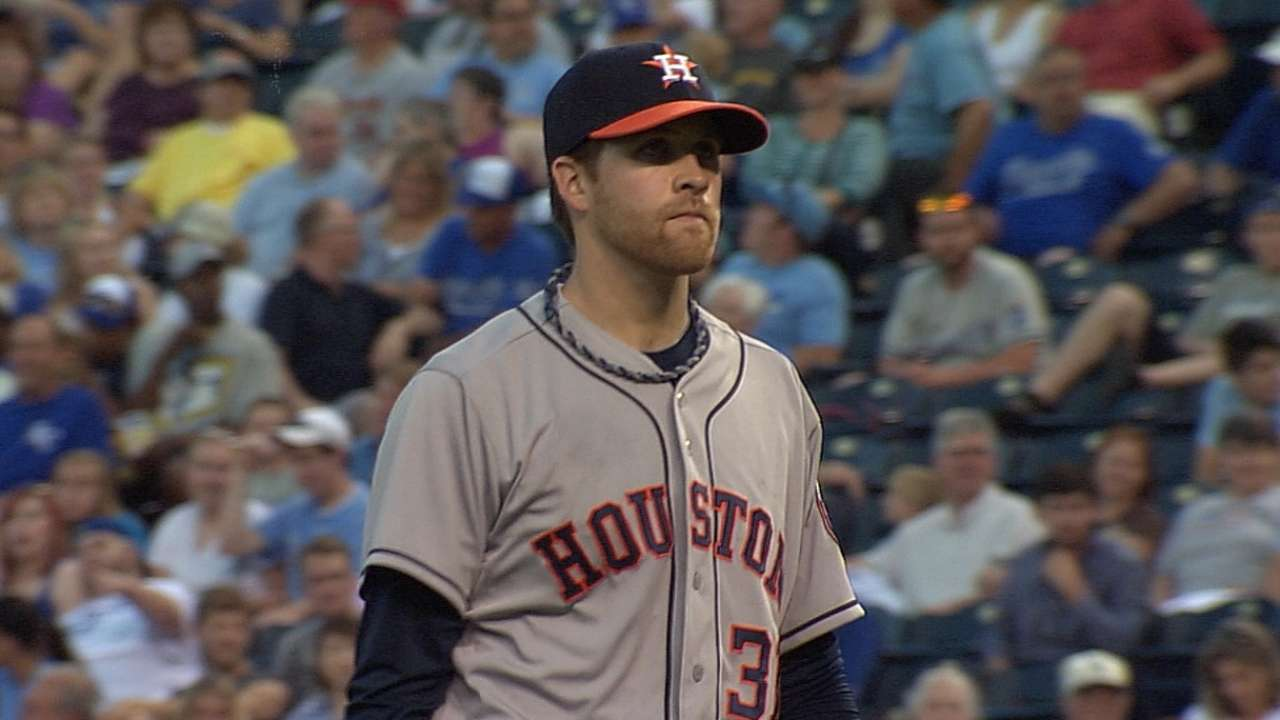 Roster additions instrumental in Astros' success