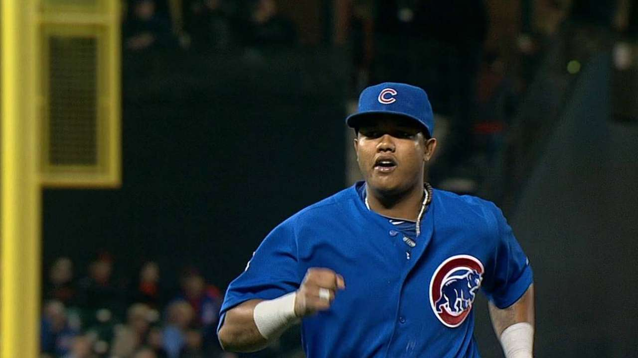Cubs' offense unable to figure out Hudson