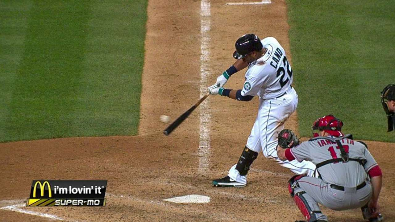 Cano takes lead at second base in AL All-Star vote