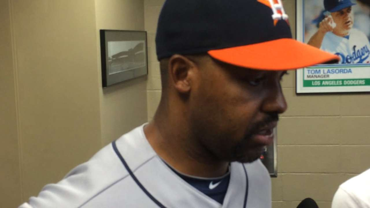 Astros maximizing starting pitching talent