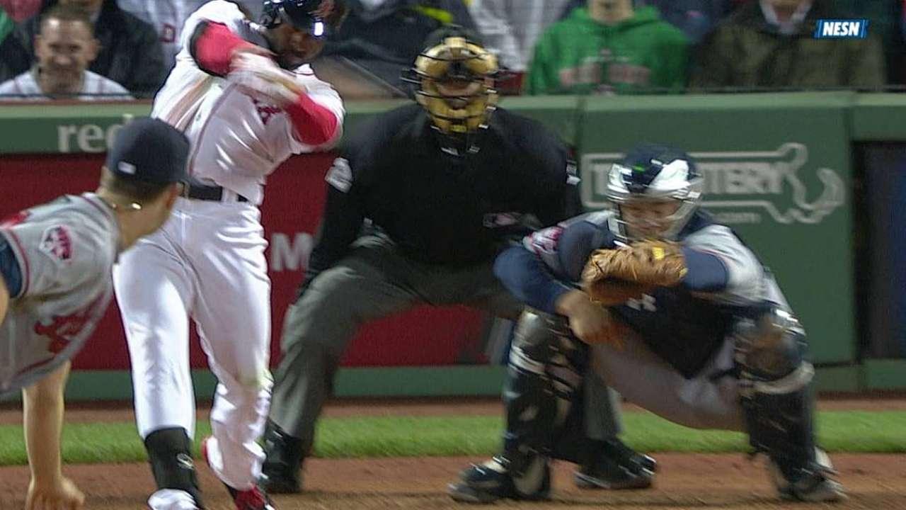 Boston blanquea a Atlanta e hilvana tres triunfos