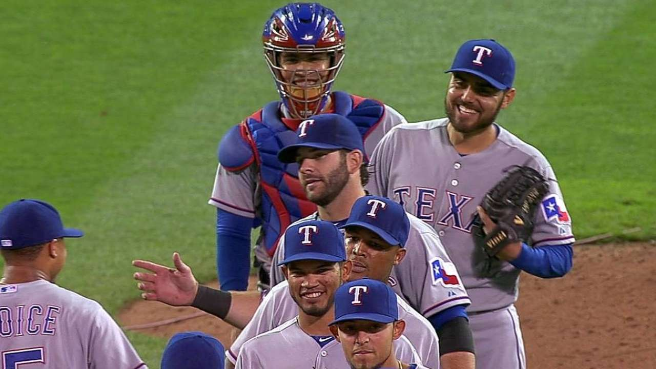 Beltre sits at third in AL third-base vote